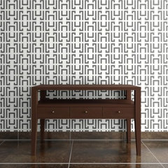 modern wallpaper by shop.jefflewisdesign.com