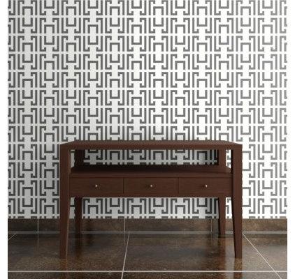Modern Wallpaper by shop.jefflewisdesign.com