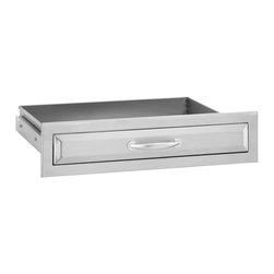 Summerset - Alturi Utility Drawer - #304 Stainless Steel Construction