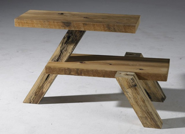Rustic Side Tables And End Tables by Heart & Hammer Furniture Co., LLC