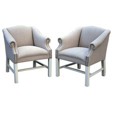 Transitional Armchairs And Accent Chairs by Chairish