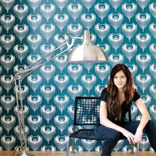 Eclectic Wallpaper by Ferm Living Shop