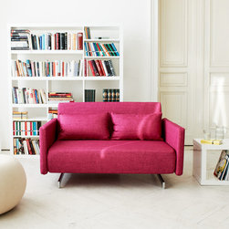 Dendera B Pink Sleeper Sofa - 10% OFF Coupon Code: HOUZZ10