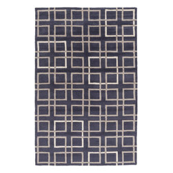 Surya - Hand Tufted Artist Studio Wool Rug ART-237 - 8' x 11' - Hand Tufted Artist Studio Wool Rug ART-237.