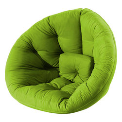 Ark Group/Bocasa - Ark Group/Bocasa Nido Convertible Futon Chair -
