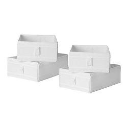 IKEA of Sweden - SKUBB Box - Box, white
