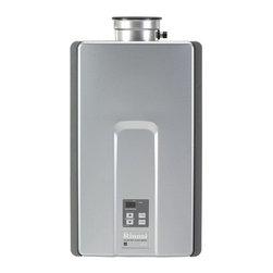 Rinnai - Rinnai Interior, 84 Percent Efficiency Tankless Water Heater (R75LSI-P) - Rinnai R75LSI-P Interior, 7.5 GPM, Liquid Propane, 84% Efficiency Tankless Water Heater