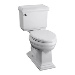 Kohler Memoirs® 2-Piece Elongated Toilet