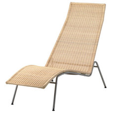 Modern Outdoor Chaise Lounges by IKEA