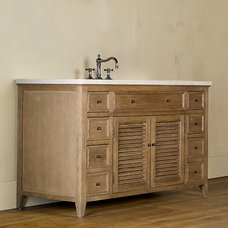 Traditional Bathroom Vanities And Sink Consoles by Restoration Hardware