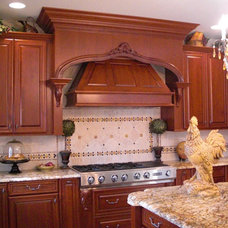 Traditional Kitchen by Columbia CabinetWorks
