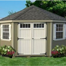 Contemporary Sheds by Hayneedle