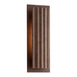 Troy Lighting - Dwell Outdoor LED Wall Sconce - Large - Dwell Outdoor LED Wall Sconce - Large