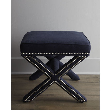 Modern Upholstered Benches by Neiman Marcus