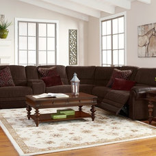 Traditional Living Room by Furniture.com