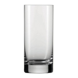 Frontgate - Set of Six Schott Zwiesel Iceberg Iced Beverage Glasses - Designed exclusively by Schott Zwiesel. Break resistant with added strength at the rim, bowl, and stem. The hardest, most brilliant crystal glass in the world. Remarkable clarity, brilliance, and luster. Proven through independent testing to be fully dishwasher safe. Our Schott Zwiesel Iceberg Beverage Glasses offer the look and weight of glass without the fragility. By replacing the lead content with titanium and zirconium, these refined glasses resist chips, cracks, and scratches. This technology creates lasting durability and longer life for the stemware, without compromising the aesthetic quality of the glasses. Tritan Crystal is used by renowned sommeliers, restaurants, cruise lines, and resorts worldwide.  . . .  .  . No lead content . Made in Germany.
