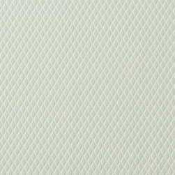 Walls Republic - Secure Off-White Wallpaper R1806, double roll - Secure is plain textural wallpaper with a tone on tone diamond pattern for a casual look and compliment to a variety of spaces and other patterns.