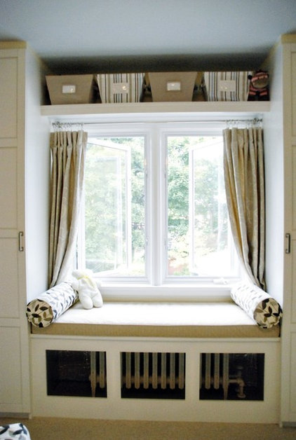 modern  Window Bench