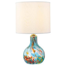 Eclectic Table Lamps by Home Decorators Collection