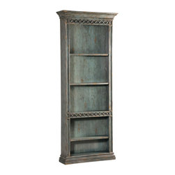 Ambella Home - New Ambella Home Bookcase Cavalier - Product Details
