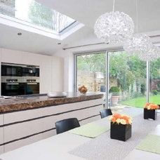 Contemporary Kitchen by Nelson Design Limited