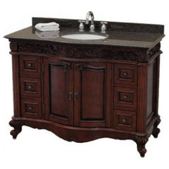 traditional bathroom vanities and sink consoles by Home Depot