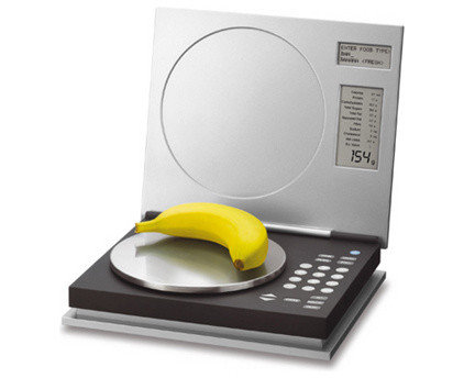 Modern Kitchen Scales by Chef's Resource