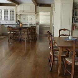 Traditional Wood Flooring -