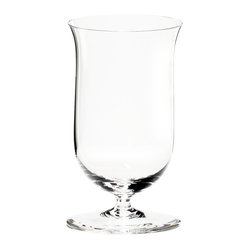 Riedel - Riedel Sommeliers Single Malt Whisky Glass - You love your single malt whiskey — now imagine savoring it even more. This lead crystal glass is designed especially for your potable of choice. Cheers!