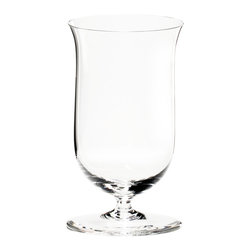 Riedel - Riedel Sommeliers Single Malt Whisky Glasss - You love your single malt whiskey — now imagine savoring it even more. This lead crystal glass is designed especially for your potable of choice. Cheers!