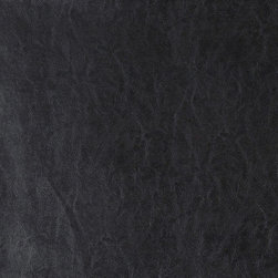 Dark Brown Leather Look Upholstery Faux Leather By The Yard - This material is great for automotive, commercial and residential upholstery. It is very easy to clean with mild soap and water.