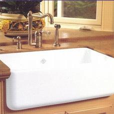 Midcentury Kitchen Sinks by Quality Bath