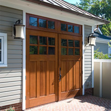 Garage Doors And Openers by Real Carriage Door Company