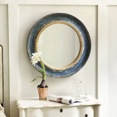 tropical mirrors by Ballard Designs