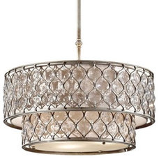 chandeliers Lucia Chandelier by Murray Feiss