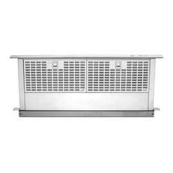 "Jenn-Air 36"" Telescoping Downdraft Ventilation, Stainless Steel 