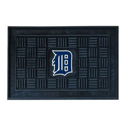 Fanmats MLB 18 x 30 in. Medallion Door Mat - About Fan MatsFan Mats creates a wide range of mats and rugs for the home including entrance mats, bathroom mats, bedside mats, area mats, as well as car, truck, tailgate and garage mats. Each Fan Mats product is produced in a 138,000 sq. ft. state-of-the art manufacturing facility in Suwanee, Georgia. The company uses the highest quality, high luster yarn with 18-ounce face weight. Their mats are chromojet printed, allowing for unique, full penetration of the color down the entire tuft of yarn. A full-time ISO professional and a team of 13 full-time Quality Inspectors ensure that every mat produced meets the company's high standards. The result is a superior quality, highly attractive mat that any real fan has to own.