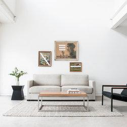 Richmond and Halifax Living Room - Gus Richmond Sofa in Cabana