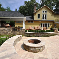 Bethpage NY 11714 swimming pool landscape masonry design contractors and install - http://deckandpationaturalstones.com/landscape-designers-builders-contractors-long-island-ny.html