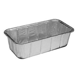 HANDI-FOIL - OBL ALUM LOAF PAN 2LB 200 - CAT: Foodservice Food Containers & Lids Bakery/Cake/Pies/Loaves