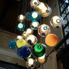 Modern Pendant Lighting by Opad