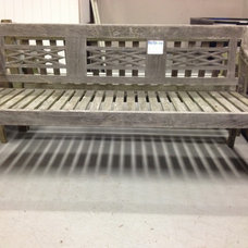 Contemporary Outdoor Stools And Benches by Habitat Stratford ReStore