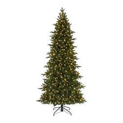 Kennedy Fir Narrow Christmas Tree - APPRECIATE THE ENCHANTING APPEAL OF OUR KENNEDY FIR NARROW TREE