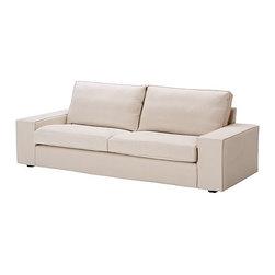 Ola Wihlborg - KIVIK Sofa - Sofa, Ingebo light beige