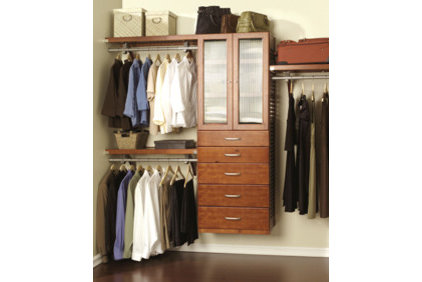 Traditional Closet Organizers by Closet Appeal