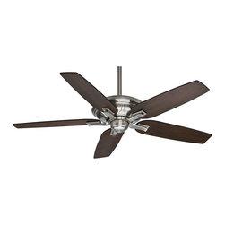 Casablanca Fan - Casablanca Fan 55019 Brescia Control Brushed Nickel Ceiling Fan - Casablanca Fan 55019 Brescia Control Brushed Nickel Ceiling Fan