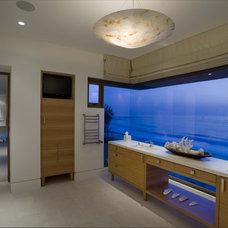 Contemporary Bathroom Dana Point Residence