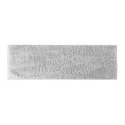 Queen 22 x 60 in. Bath Rug - So soft and beautiful you may wish we made the Queen 22 x 60 in. Bath Rug in living room size. This super soft bath rug is available in a variety of gorgeous colors, perfect for any bathroom. The colorfast design and ultra durable construction will keep your bath beautiful for years.About Garland SalesEstablished in 1974, Garland Sales, Inc. has grown as a leading manufacturer and supplier of a wide range of fashionable, tufted area rugs and decorator bath rugs. Operating in the heart of the carpet manufacturing industry in Dalton, GA, Garland Sales, Inc. continues to expand its product line through innovative product development and milestone merchandising techniques. Offered in a wide array of yarns, patterns, colors, weights, and backings, their products are sought after throughout the country. The colorfast designs, quality construction, and lasting beauty of a Garland Sales rug is a look and feel you'll love in your bathroom for years.