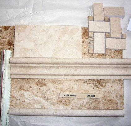 Traditional Tile by Christine Austin Design