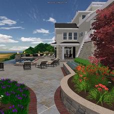 Modern Rendering by VizX Design Studios, LLC